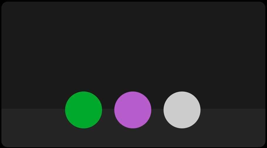 オーブボタンスタイル