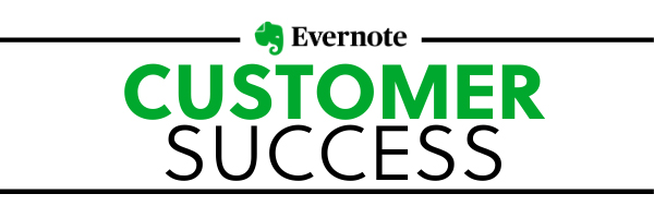 Evernote Business Customer Success logo