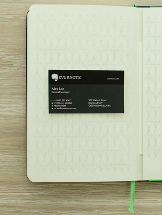 How To Use Your Phone To Scan Business Cards Into Evernote