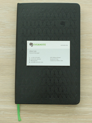 How to use your phone to scan business cards into evernote scanning tips business cards reheart Choice Image