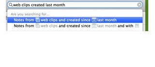 Ritagli dal web creati il mese scorso