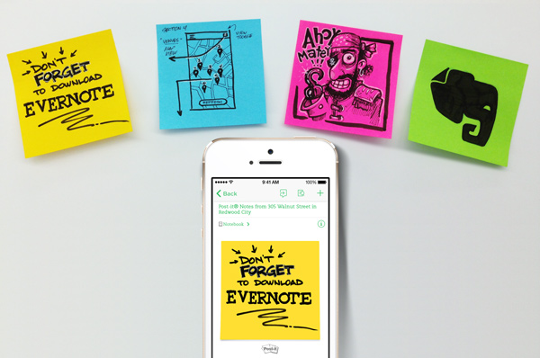 Introducing Post-it (r) Notes