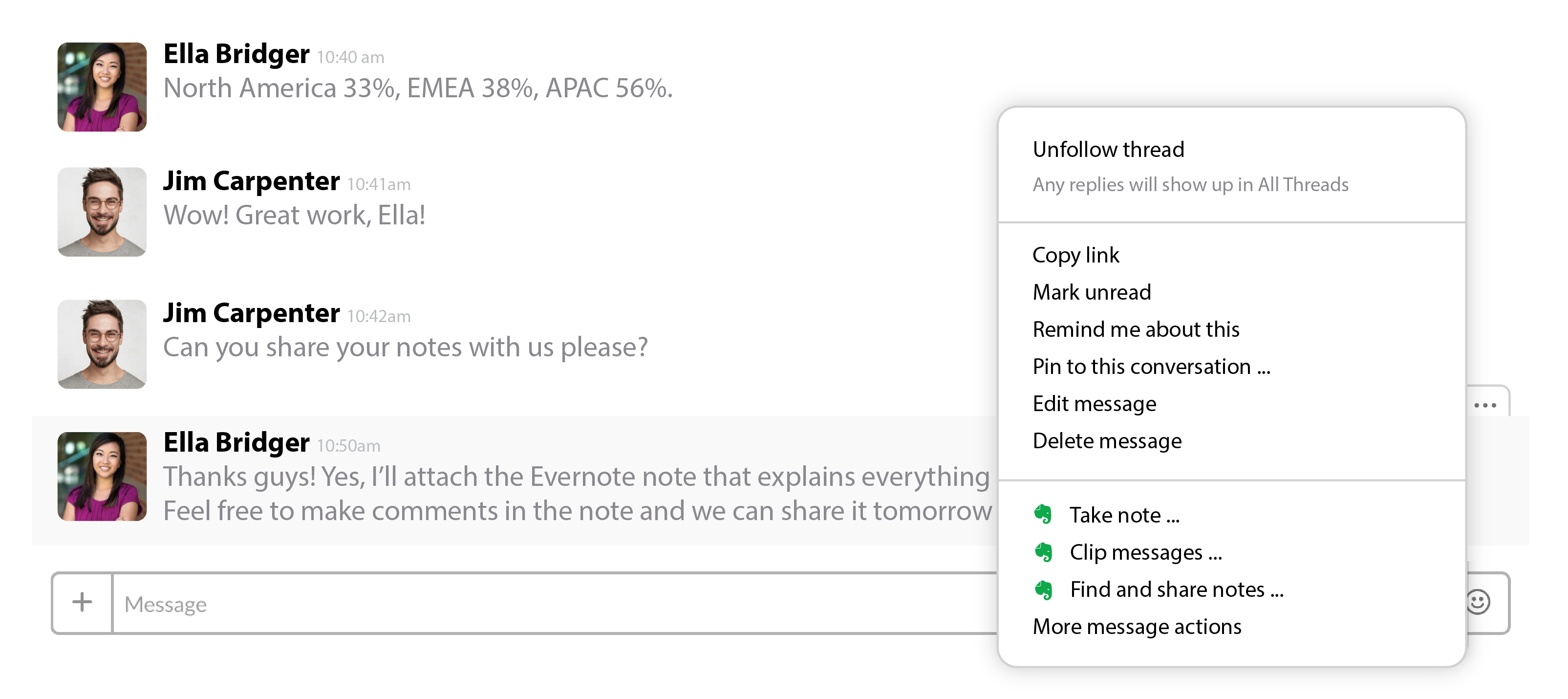 How to use Evernote for Slack – Evernote Help & Learning