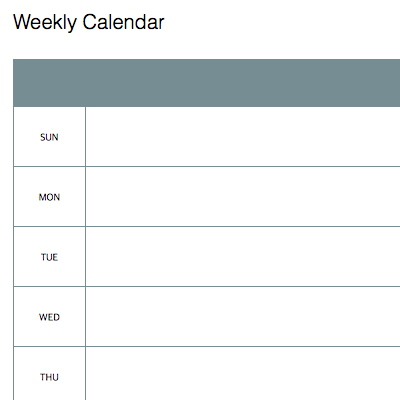 evernote daily planner template - evernote 2015 calendar template search results
