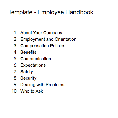 Note templates for companywide information Evernote Help Learning – Employee Contact Information Template