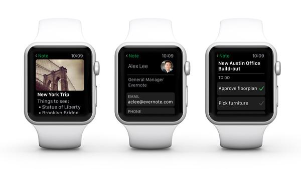 Evernote Fur Apple Watch Hilfe Und Schulung